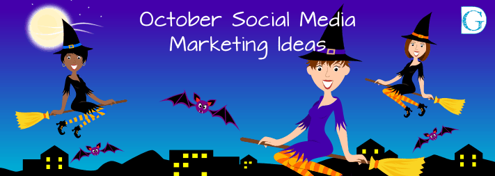 October Social Media Marketing Ideas