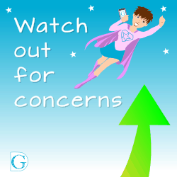 Watch out for concerns