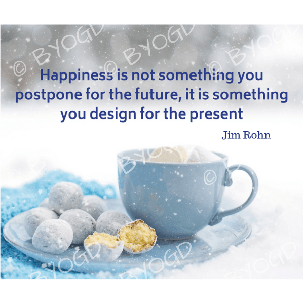 Quote image 211: Happiness is not something you