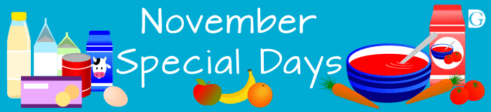 November Social Media Special Days