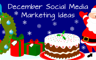 December Social Media Marketing Ideas