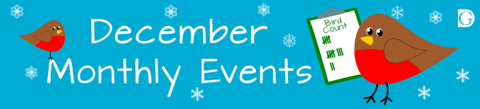December Monthly Events