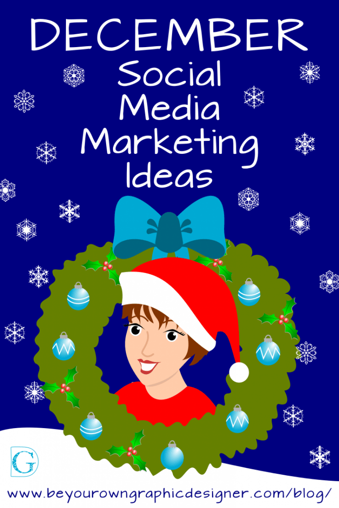 December Social Media Marketing Ideas