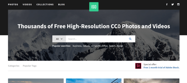 ISO Republic - free stock photos