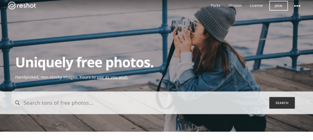 Reshot - free stock photos