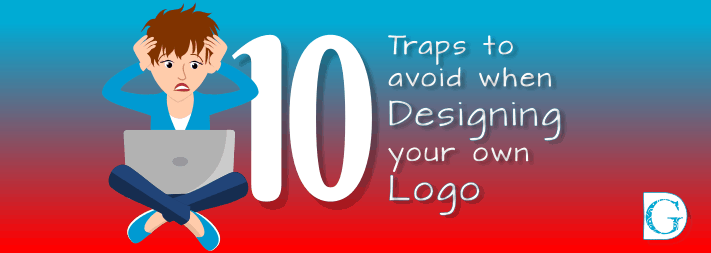 10 traps to avoid when designing your own logo