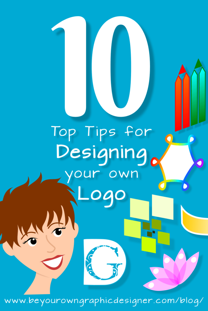10 Top Tips for Designing your Own Logo