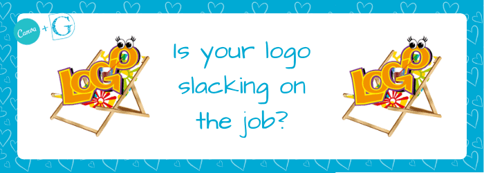 Is Your Logo Slacking on the Job?