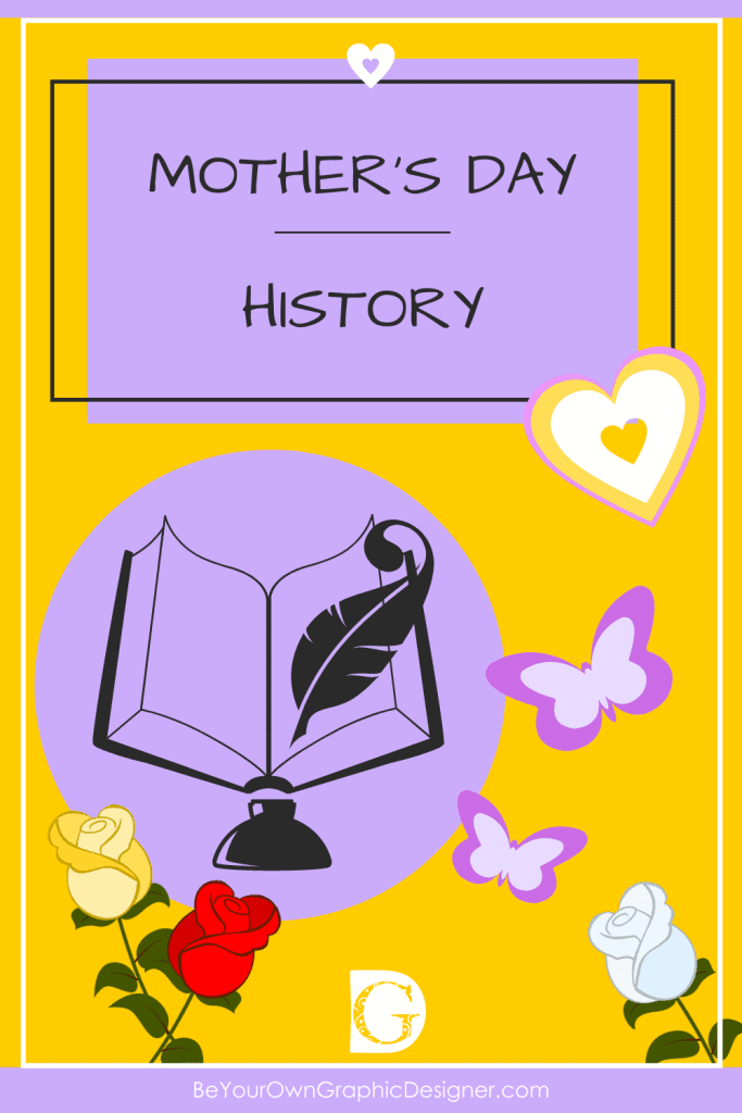Mother's Day History Pin