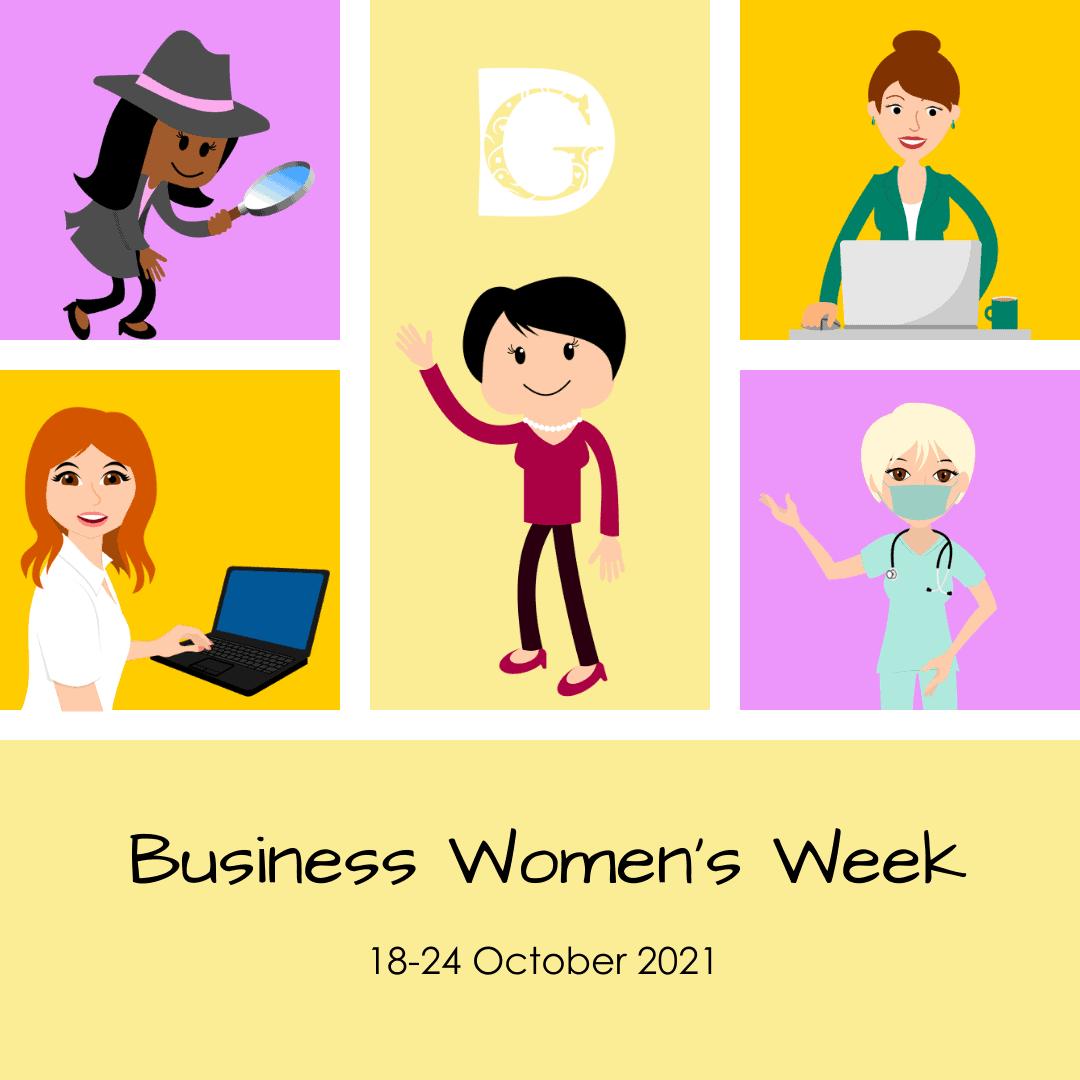 Business Women's Week 2021